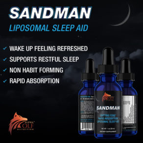 Sandman by Alpha Wolf Nutrition